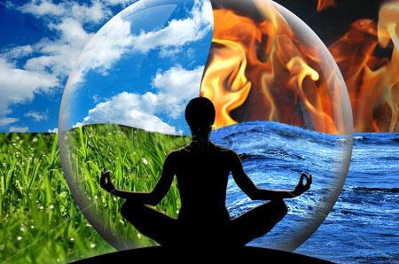 Meditating on the Elements