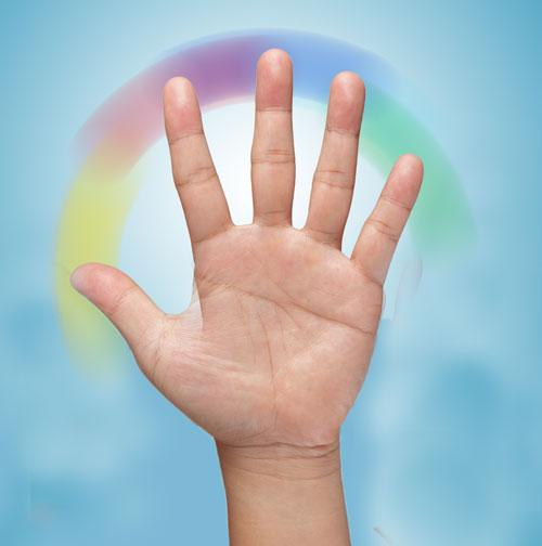 5 element hand