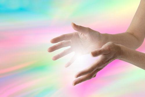 Healing Elements Hands